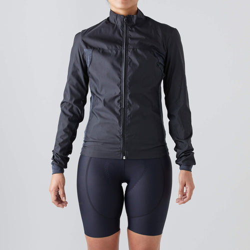 Givelo Womens Black Quick Free Wind Jacket Jackets Givelo