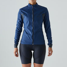 Load image into Gallery viewer, Givelo Womens Blue Quick Free Wind Jacket Jackets Givelo