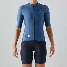 Load image into Gallery viewer, Givelo Womens Pearl Blue Essentials Aero 2021 Jersey Jerseys Givelo
