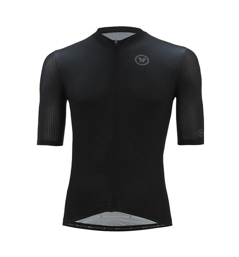 Pacto Mens Black Team Pro Short Sleeve Jersey Jerseys Pacto