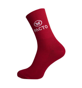 Pacto Unisex High Socks Socks Pacto Red