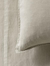 Load image into Gallery viewer, Mondo 100% French Linen Duvet Cover Set - Natural