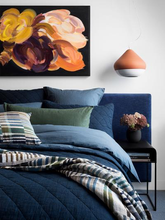Load image into Gallery viewer, Attic Midnight Duvet Cover Set