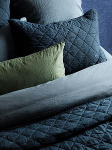 Attic Midnight Duvet Cover Set
