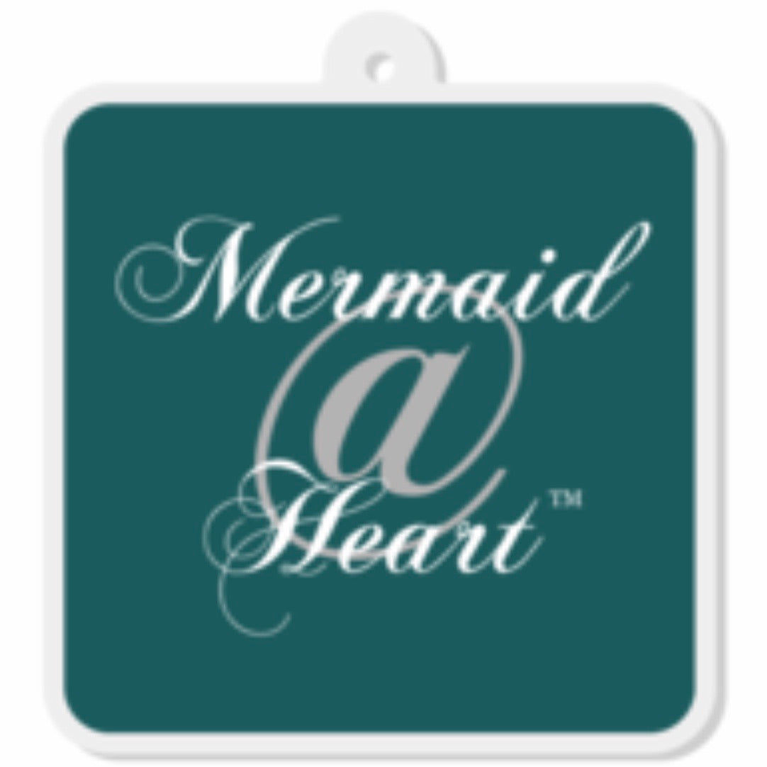 Mermaid@Heart™ Acrylic Keychain