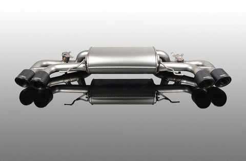 AC Schnitzer Silencer for 840d xDrive