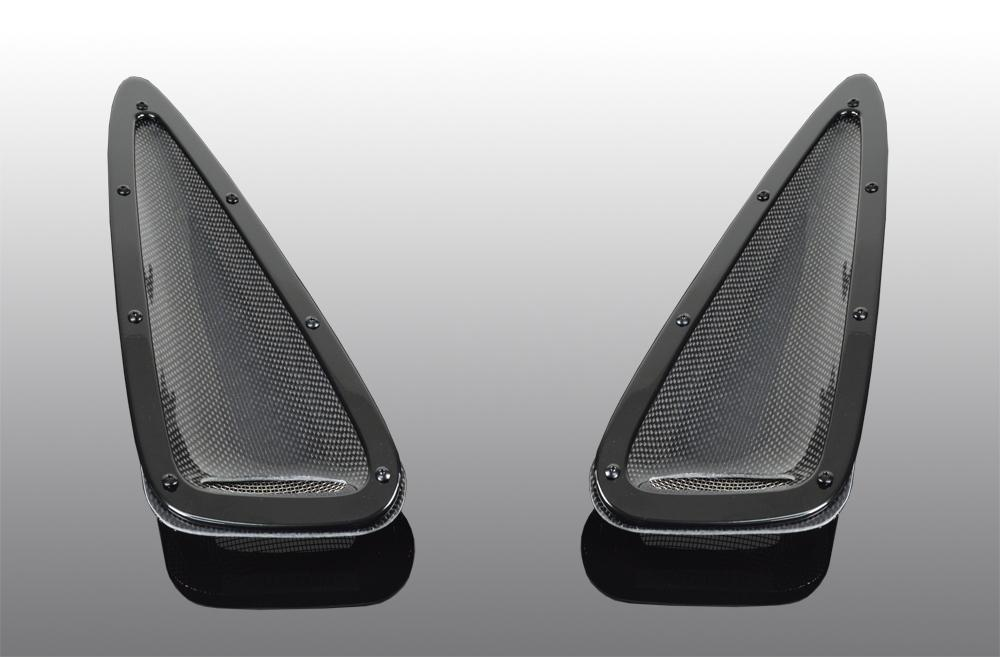 Bonnet vent (set) ACL2S