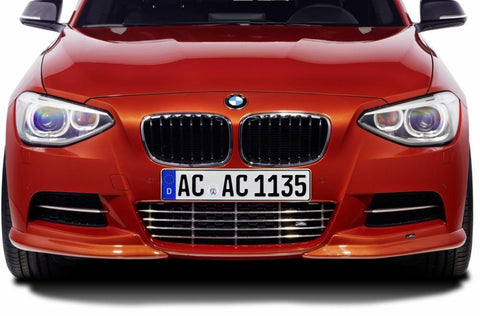 Front grille, chrome For cars with M-Technik until 02/2015 F20/F21