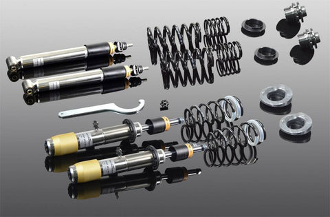 RS adjustable suspension M2 F87