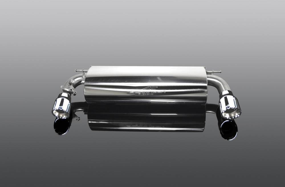 AC Schnitzer Silencer F22/F23 for M240i, M240i xDrive