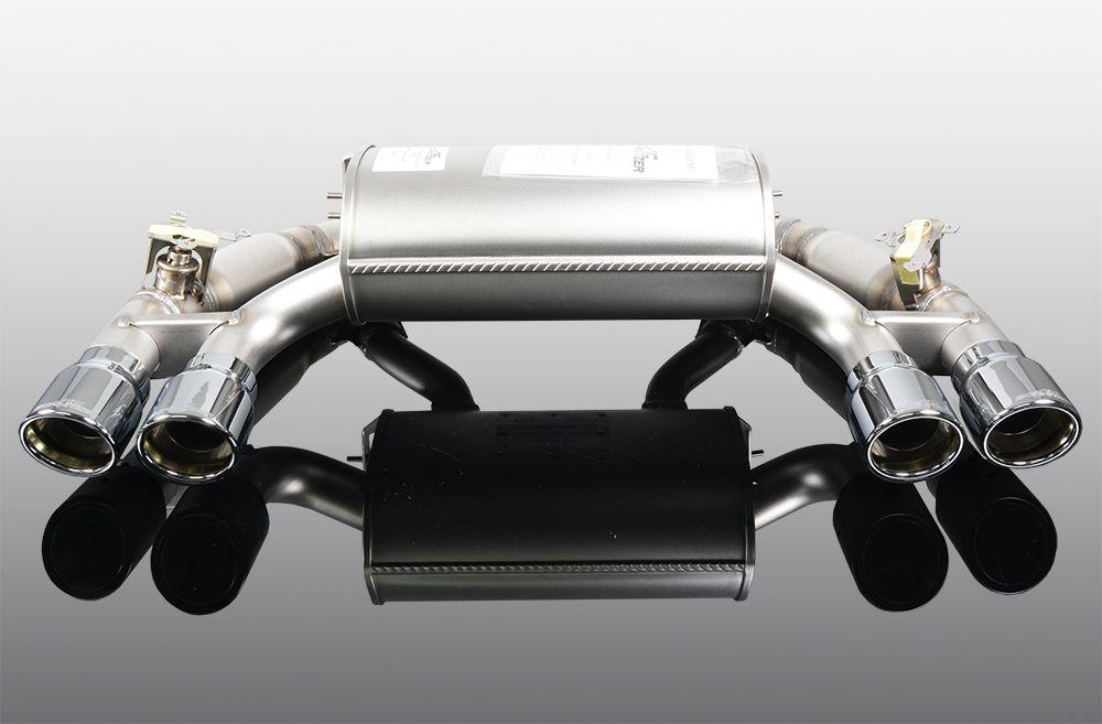 "AC Schnitzer Silencer ""Sport"" for M2 Competition"
