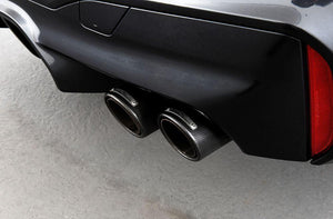 "Exhaust tailpipe set ""Carbon Sport"" M5 F90"