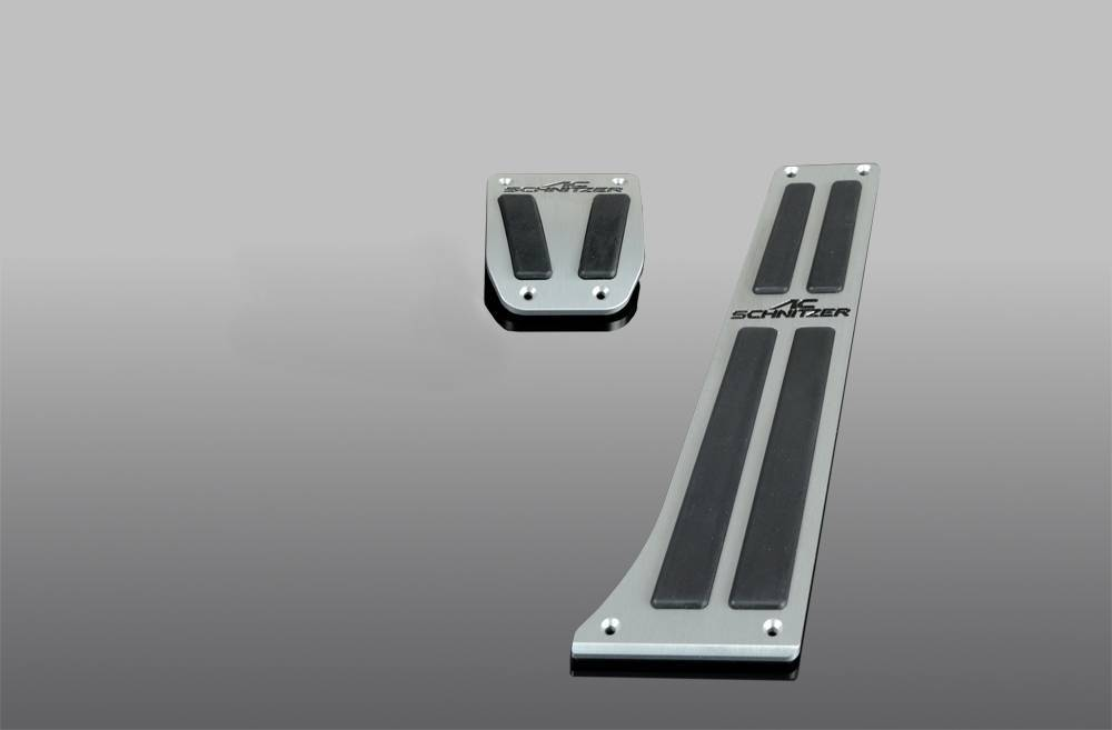 Aluminium pedal set for DKG transmisson