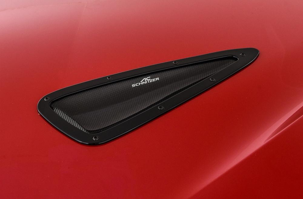 Bonnet vent (set) G05