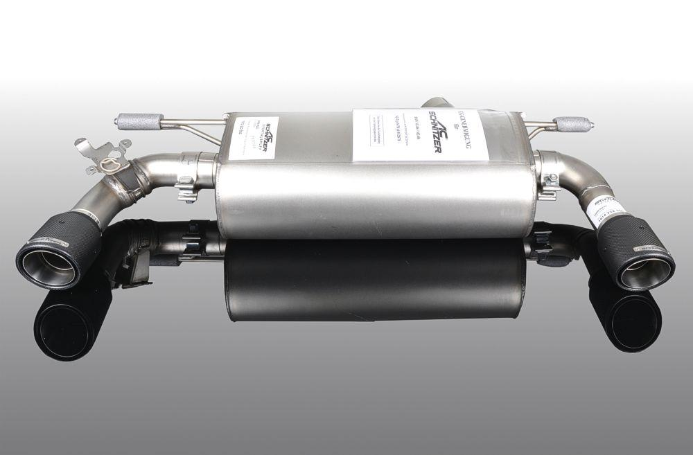 AC Schnitzer Silencer Carbon for M240i, M240i xDrive