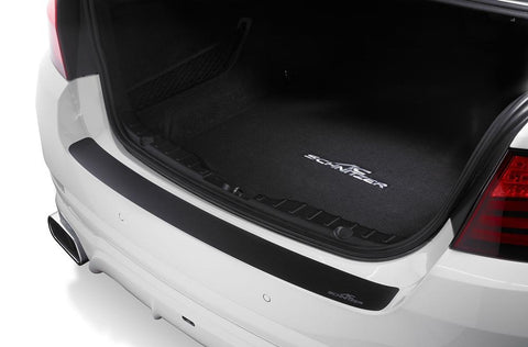 Rear skirt protection foil	 X5 F15