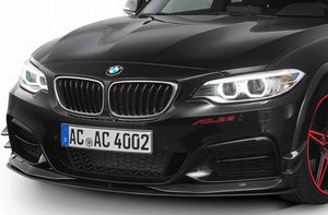 Front splitter ACL2S