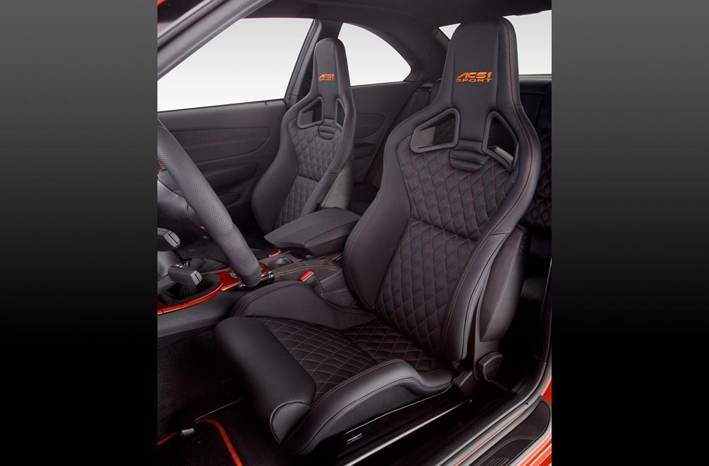 AC Schnitzer sports seat Recaro Sportster CS - left incl. side airbag