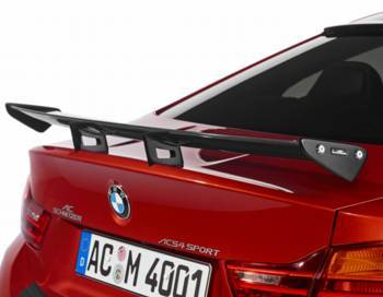 """Racing"" rear wing, carbon M3 F80"