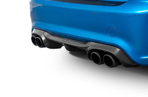 Rear diffuser, carbon for M2 Competition