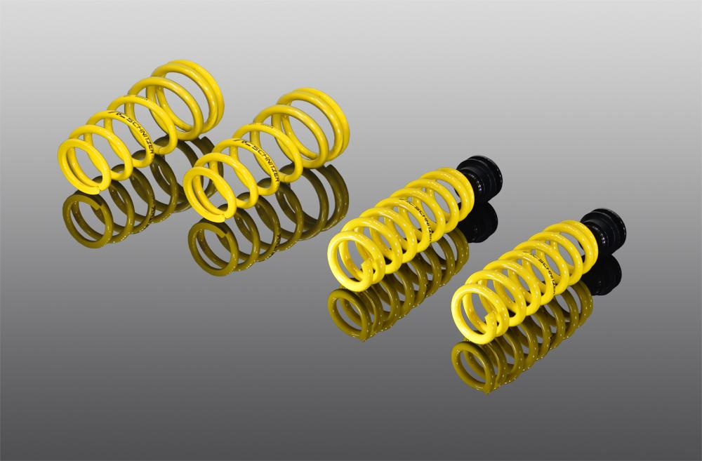 RS adjustable suspension Touring F30/F31