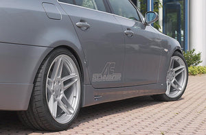 Side skirt (set for Sedan up to 02/07