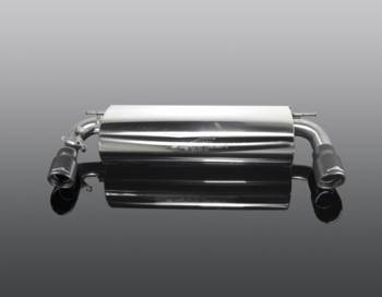 AC Schnitzer Silencer for M235i / M235i xDrive for cars with series rear skirt