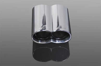 "Exhaust tailipipe ""Racing"" for 520d"