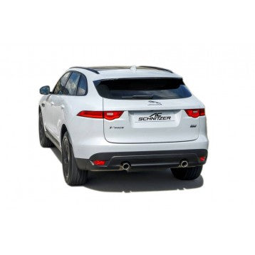 AC Schnitzer Tailpipe sett Sport for Jaguar F-Pace