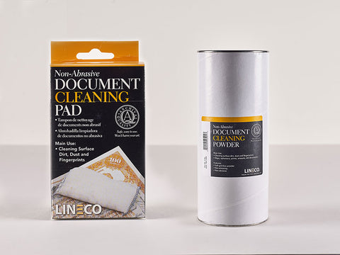 Document Cleaning Pad/Powder
