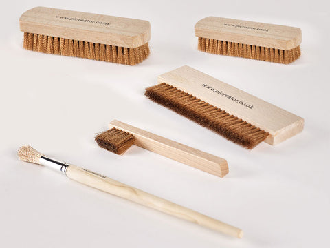 Phospor-Bronze Brushes