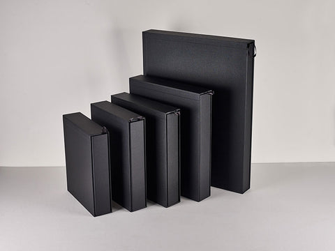 Binders and Slipcase Albums