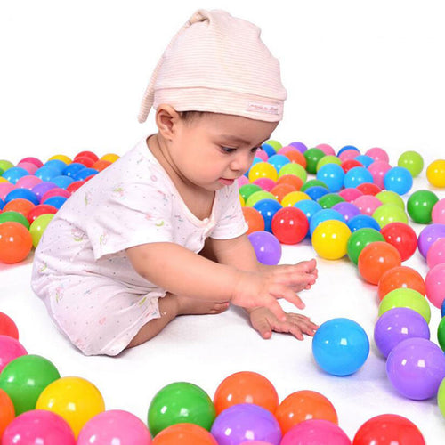 100 pcs/lot Eco-Friendly Colorful Ocean Ball