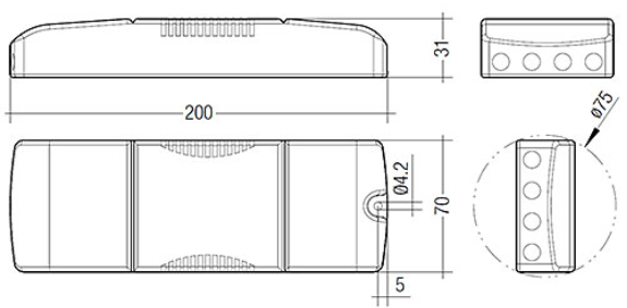 28000669 - LED Spares