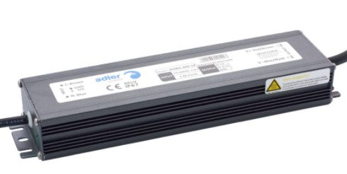 ADLER ADWS-200-12 12V/16.7A IP67 CV LED Power Supply - LED Spares