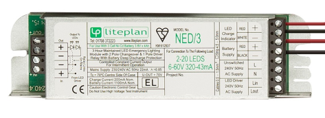 NED/3/80 - LED Spares