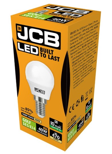 S10971 JCB LED GOLF BALL BULB - LED Spares