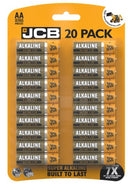 S12107 JCB AA Batteries - LED Spares