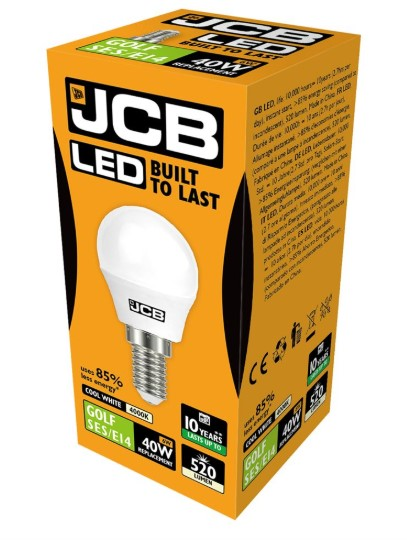 S12501 JCB LED GOLF BALL BULB - LED Spares