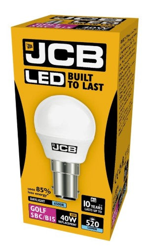 S13566 JCB LED GOLF BALL BULB - LED Spares