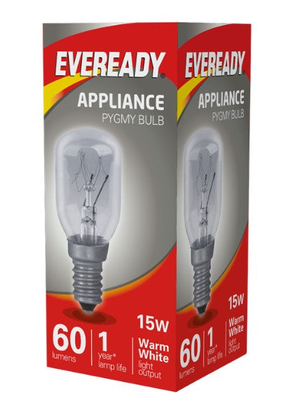 S1057 Eveready 15W E14 - Himalayan Salt Lamp Bulb - LED Spares