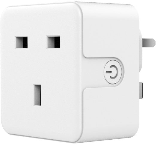 Energizer Smart WiFi Plug UK 3 Pin - LED Spares