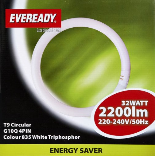 Eveready 32W T9 Circular Tube 835 S5961 - LED Spares