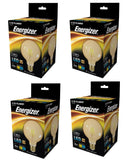 S9435 Energizer Filament Gold G125 LED 5W E27 (ES) Warm White