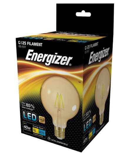 S9435 - Energizer G125 E27 Non Dimmable - LED Spares