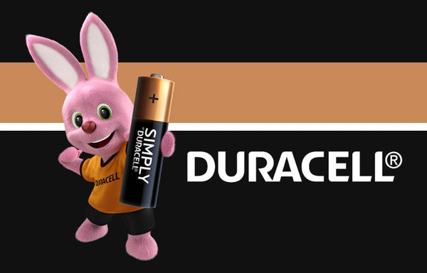 Duracell Simply AA & AAA Batteries - LED Spares