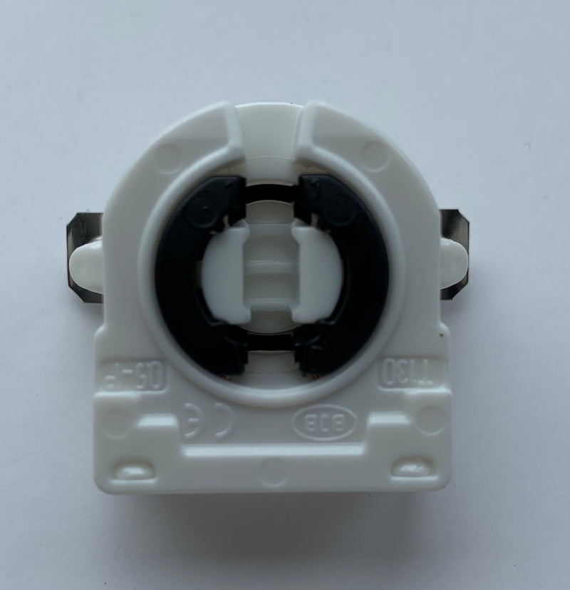 T8 T12 END FIX LAMP HOLDER - FLH/E1 - LED Spares