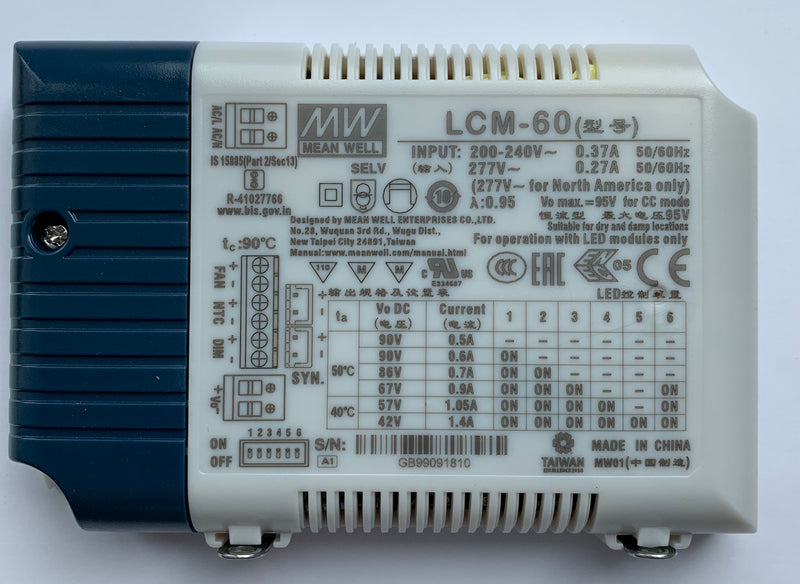 LCM-60 - LED Spares