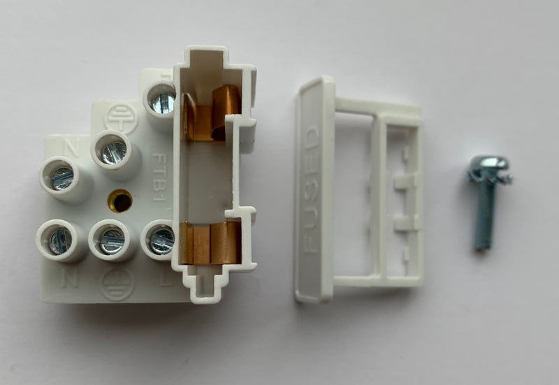 FTB1 - FTB7 - 3 Pole Fused Terminal Block - LED Spares