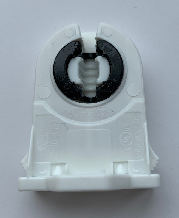 T8 T12 TOMBSTONE LAMP HOLDER - FLH/255P - LED Spares